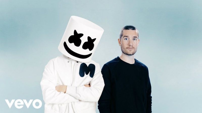 Marshmello - I want to see you smile (Vertical Video)