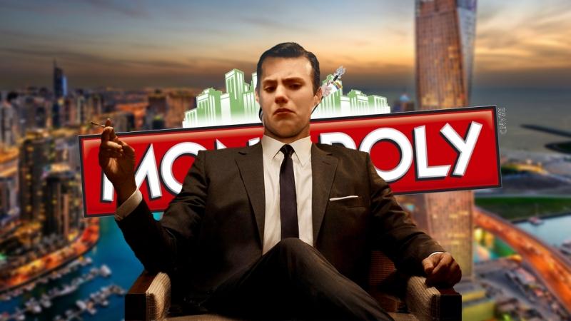 Играем в монополию со зрителями | Донаты в описании