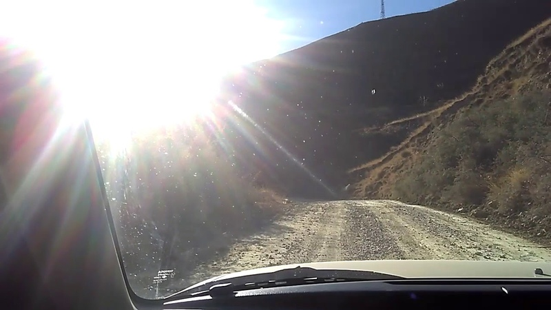 Село Карата, ноябрь 2018, Ахвахский район   туризм в Дагестане