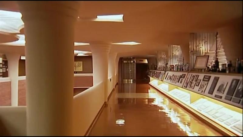 Архитектурные шедевры ХХ века. 07 - Frank Lloyd Wright - Johnson Wax Administrative Building
