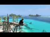 Assassin's Creed 4 Black Flag | 10 минут геймплея