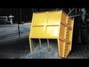 NILFISK CFM AC45 (аналог SKIPVAC SEFV 13) - навесной промышленный пылесос с бункером 1,0 м.куб.