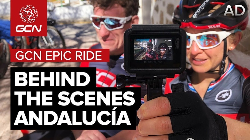 What Does It Take To Film An Epic Ride | Andalucía Uncorked