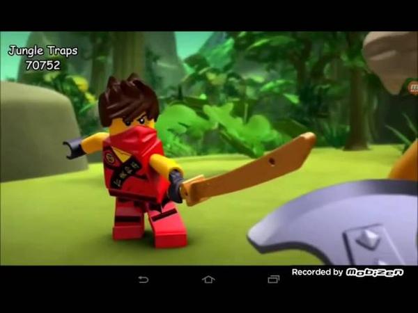Наборы Лего ниндзяго 4 сезон