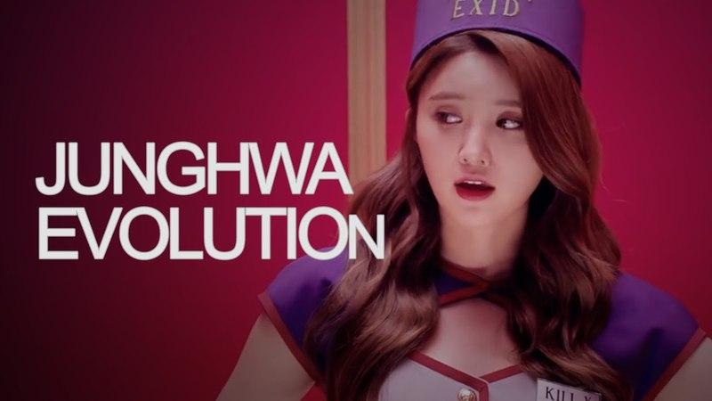 JUNGHWA EVOLUTION (2012-2016)