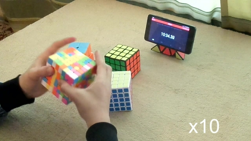 РИЛЭЙ 2x2, 3x3, 4x4, 5x5, 7x7.