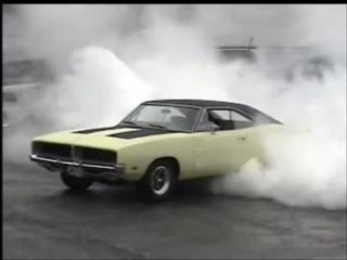 Dreams-Cars -DODGE CHARGER 1969 Burn 01