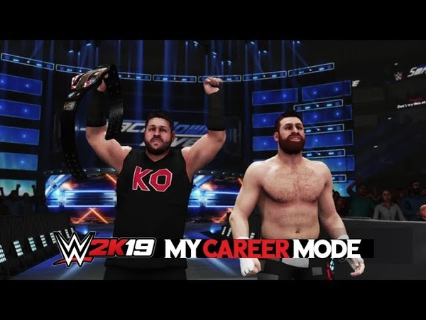 WWE 2K19 My Career Mode - Ep 10 - K.O. CHAOS!!
