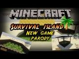 Survival island |UDK |Minecraft | by Konsordo_Ep15