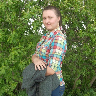 Анна Егорова, 3 апреля 1991, Вятские Поляны, id139139687