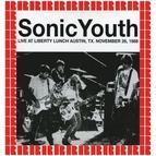 sonic youth альбом Liberty Lunch, Austin, Tx., November 26th, 1988