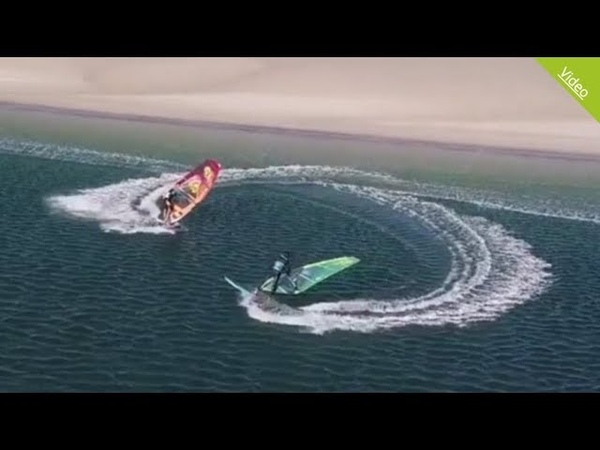 Synchro Freestyle Surfing New olympic sport