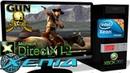XENIA DX12 [Xbox 360] - GUN [Gameplay] DirectX 12 api 4