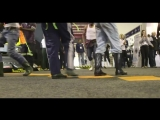Q8Oils - Gumboot Dance Flash Mob