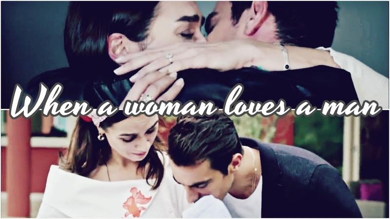 Aslı Ferhat || When a woman loves a man