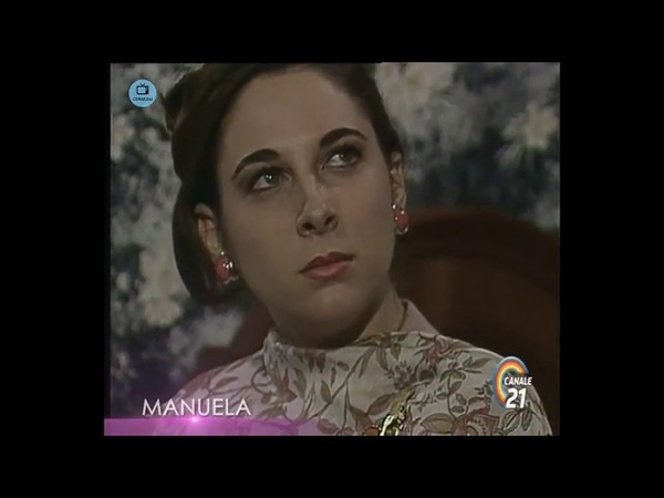 🎭 Сериал Мануэла 207 серия, 1991 год, Гресия Кольминарес, Хорхе Мартинес.