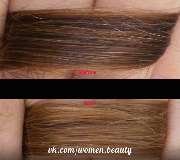 эфективная маска для волос