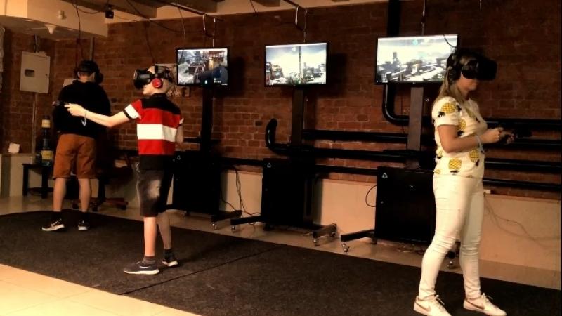 VIRGAME   клуб виртуальной реальности