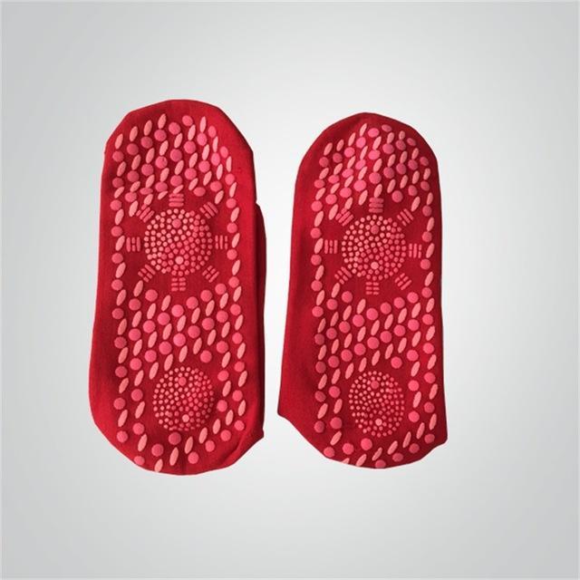 Турмалиновые носки акупунктурные 181