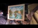 The Lost Abandoned Paintings Mystery !  Gary, Indiana  Area 51 Of Closed Schools