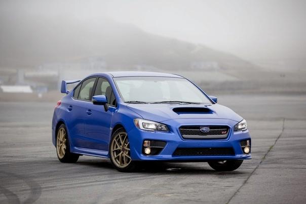 Разница между Subaru Impreza WRX и WRX STI