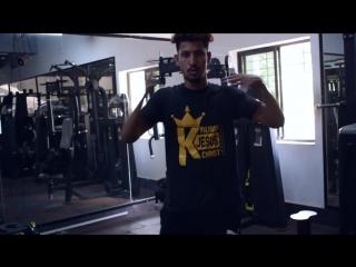 KRUMP dance - INDIA - SAI - SUYOG (xs )