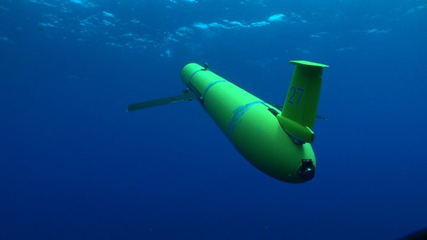 Россия разрабатывает сверхсекретного ядерного подводного дрона?