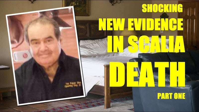 Shocking New Evidence In Scalia Death Part One