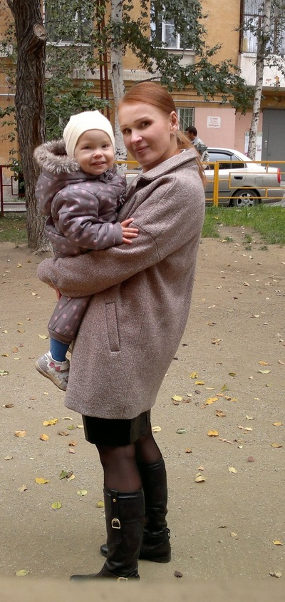 Наталья Хромцова, 31 марта , Екатеринбург, id23955914
