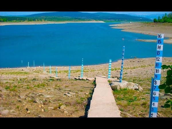 Даже пропагандисты признают обезвоженный Крым ждет долгая засуха