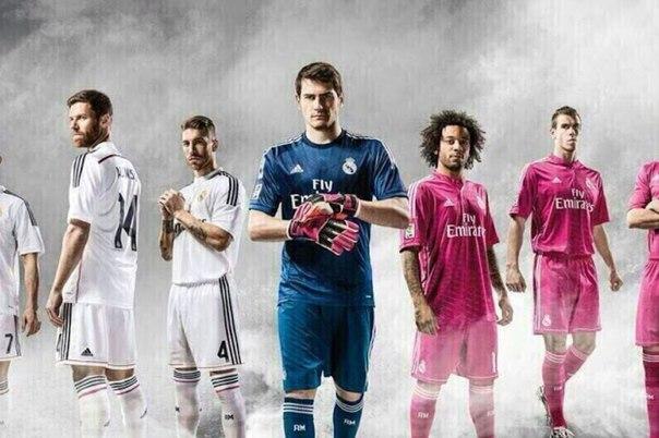 Футбольный клуб Реал Мадрид