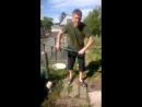 Колонка и качок воды ))