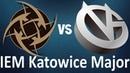 NiP vs ViCi (2:1) Highlights - IEM Katowice Major 2019