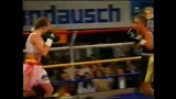 Boxing Fight: Daisy Lang & Nathalie Meiss (Germany)
