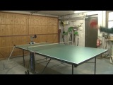 Робот для игры в пинг-понг