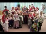 Юбилейная вечорка образцового коллектива детского фольклорного ансамбля Зоренька( 29 апреля 2018)