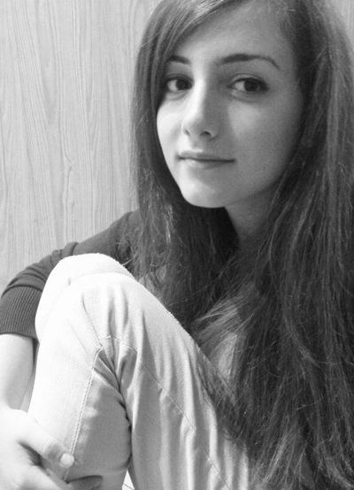 Ангелина Яшина, 19 сентября 1993, Москва, id166924033
