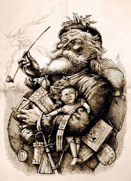 Вся правда о Дедушке Морозе, который реально существовал. В 9 веке н.э. В Ликии (ныне Антальи, Турция) жил епископ Николай. Из некоторых источников сообщается, что ко времени возведения его в