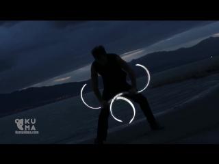 Визуальные иллюзии с LED-предметами
