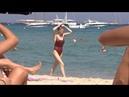 EXCLUSIVE Courtney Love and boyfriend at Club 55 in Saint Tropez