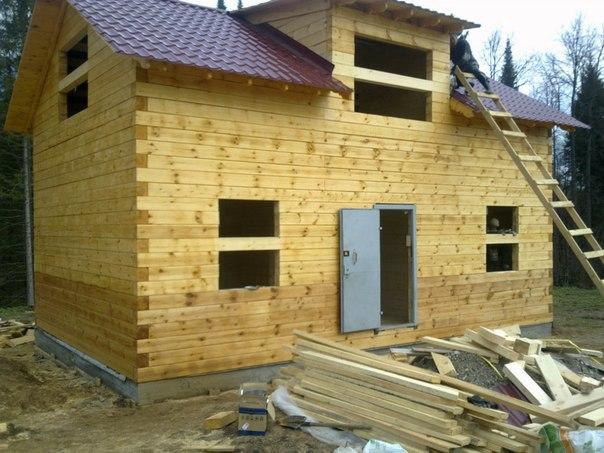 строительство домов под ключ цены нижний новгород