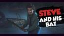STEVE HARRINGTON and his bat - All the best scenes!