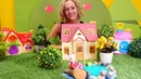 Spielzeugvideo für Kinder - Familie Hase bekommt ein neues Haus