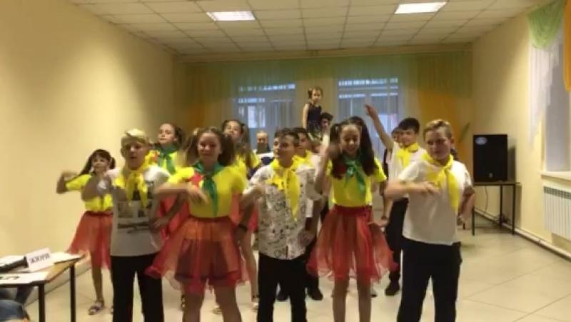 Битва хоров 3 тур 2 отряд 2 смена 2018