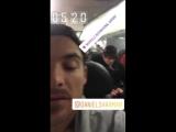 Дэниел в самолёте с Кевином Зегерсом после посещения конвенции «Walker Stalker Con» в Нашвилле, Теннесси, США | 14.05.18