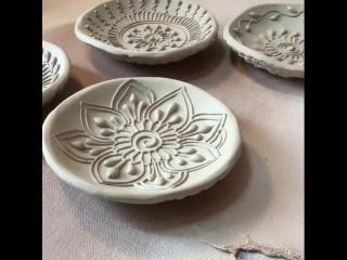 Мехенди на керамике 2. Мастер Zenith_henna