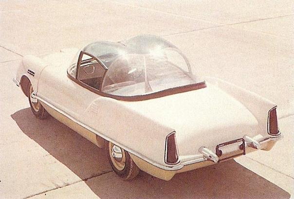 Toyopet prototype японский спортивный автомобиль Двухместный спортивный автомобиль Toyopet prototype создали конструкторами японского машиностроительного концерна Toyota в 1955-1957-м гг.