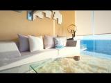 LUXURIOUS LIFE _ Paul McClean Designed Floating Glass House in Laguna Beach, C