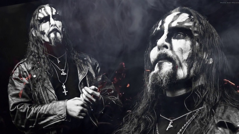 Gaahl's Wyrd - Sign of an_Aldrande Tre_Carving a Giant @ Eindhoven Metal Meeting 2017-Dec-16
