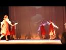 Гр. Девчата - танец Волжская плясовая с концерта от 25.04.2017 года